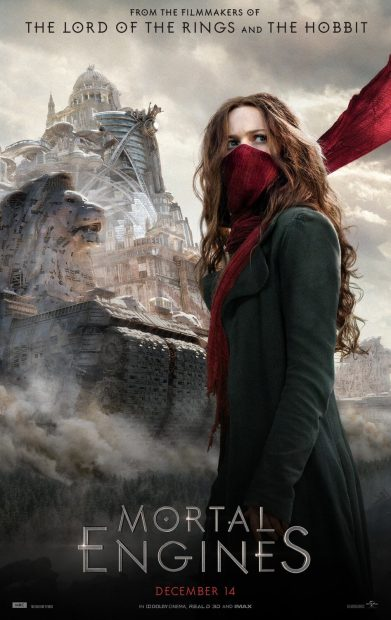 Mortal Engines 123movies